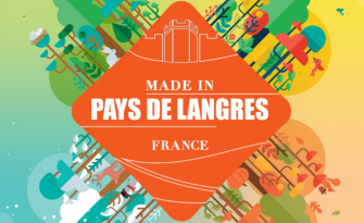 Notre stand au marché Made In Pays de Langres